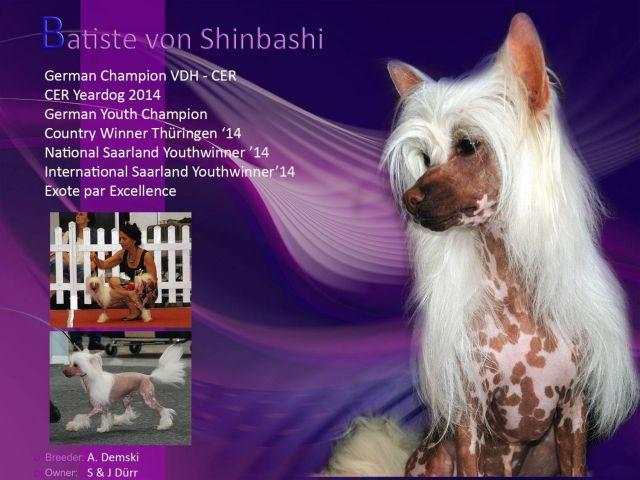 Batiste Von Shinbashi