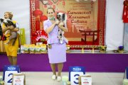 Club Dog Show Club Winner – hairless female Mashama Mazi Rus Ukengee Grand Passage